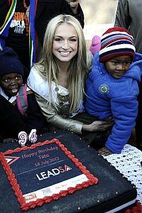 Miss South Africa Melinda Bam