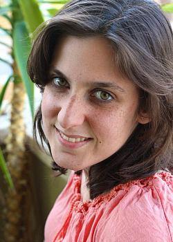 Journalist Noga Gur-Arieh