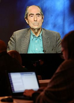 Author Philip Roth