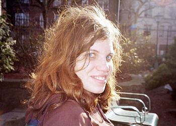 Sarah Seltzer in her first year after college.