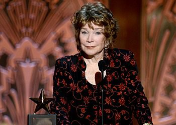 Shirley MacLaine of ?Downton Abbey?