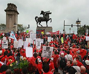 Chicago Teacher?s Union Strike