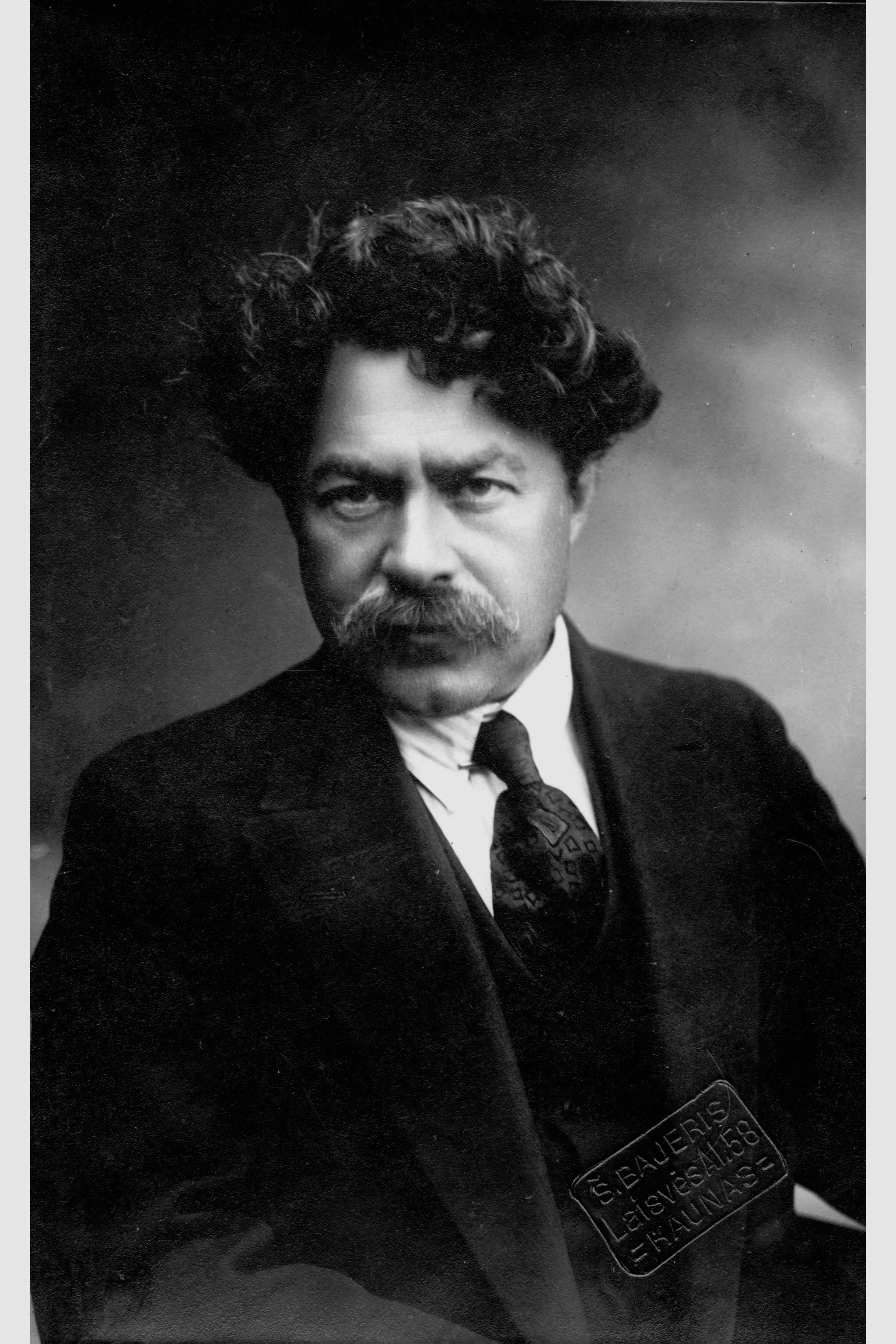 Shaul Tchernichovsky (1875-1943)