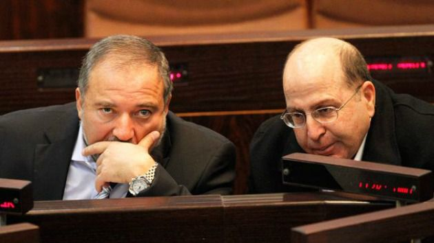 Lieberman and Yaalon