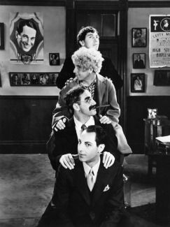 Zeppo is like Shavuot: the one you don?t recognize. He?s the dude in front.