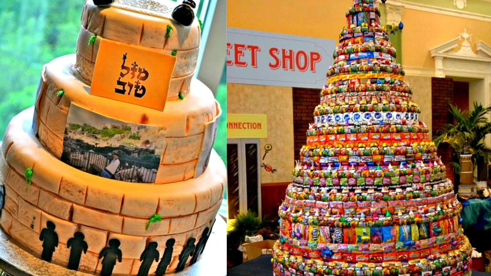 The 9 Most Outrageous Bar Mitzvah Cakes