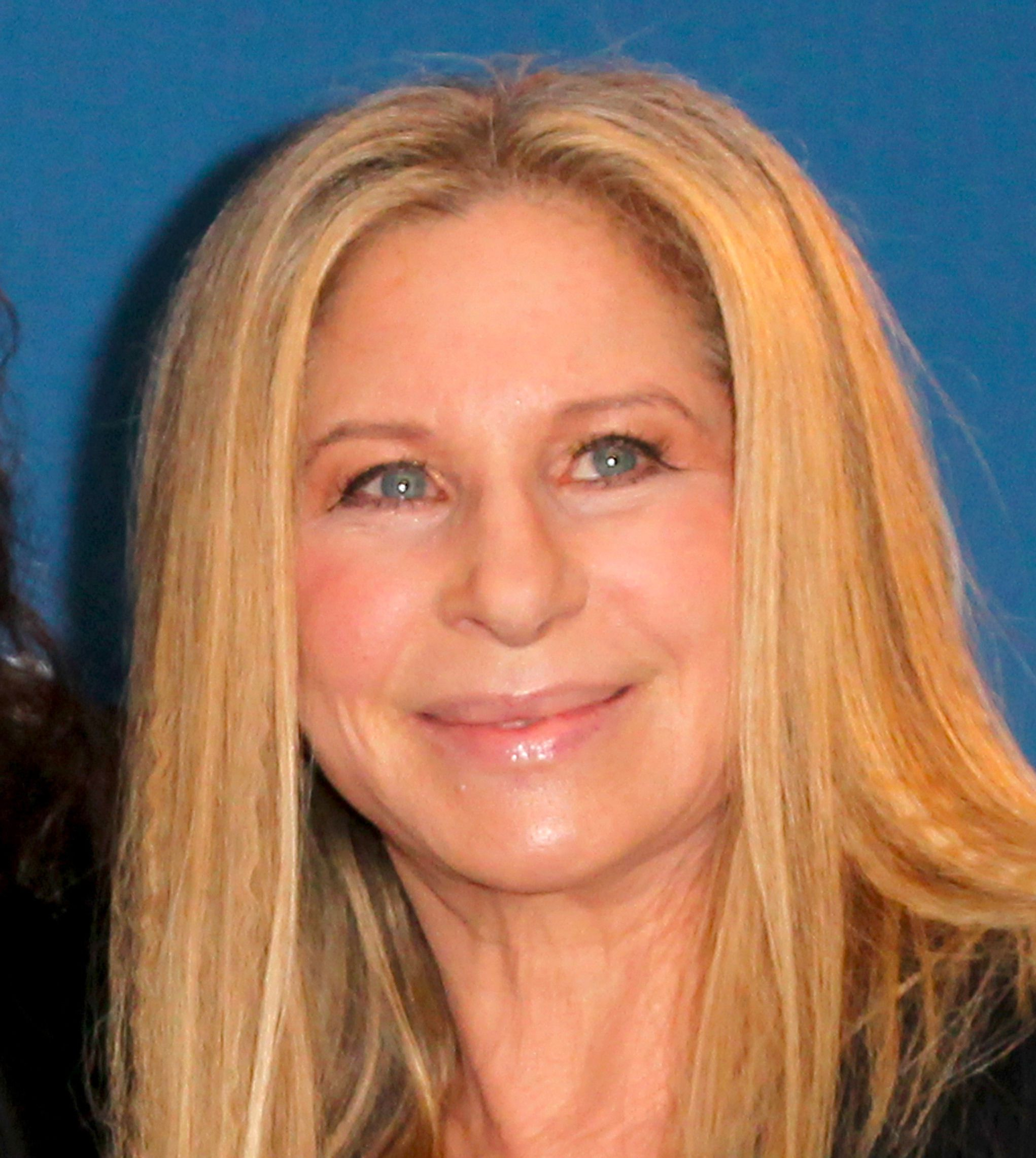 Barbra Streisand February 7, 2015 in Century City, California.