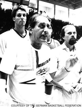 WELL PLAYED: A new film tells the story of Israeli basketball coach Ralph Klein.