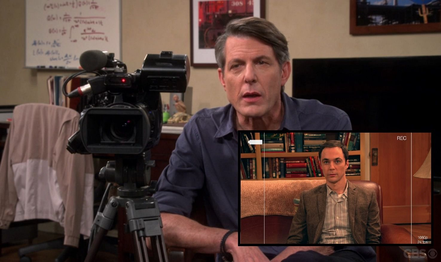 Leonard Nimoy s Son Makes Memorable 'Big Bang Theory ...