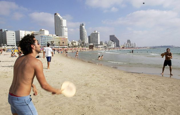 Summer Days: A Tel Aviv beach will be constructed in Central Park, in honor of the Israeli city?s centennial.