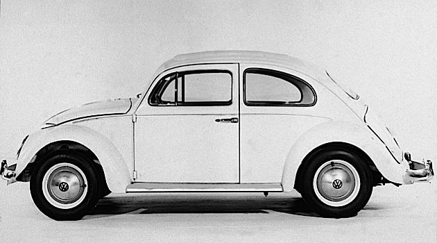Meet The Beetle: Julian Koenig created the successful marketing campaign for the Volkswagen Bug.