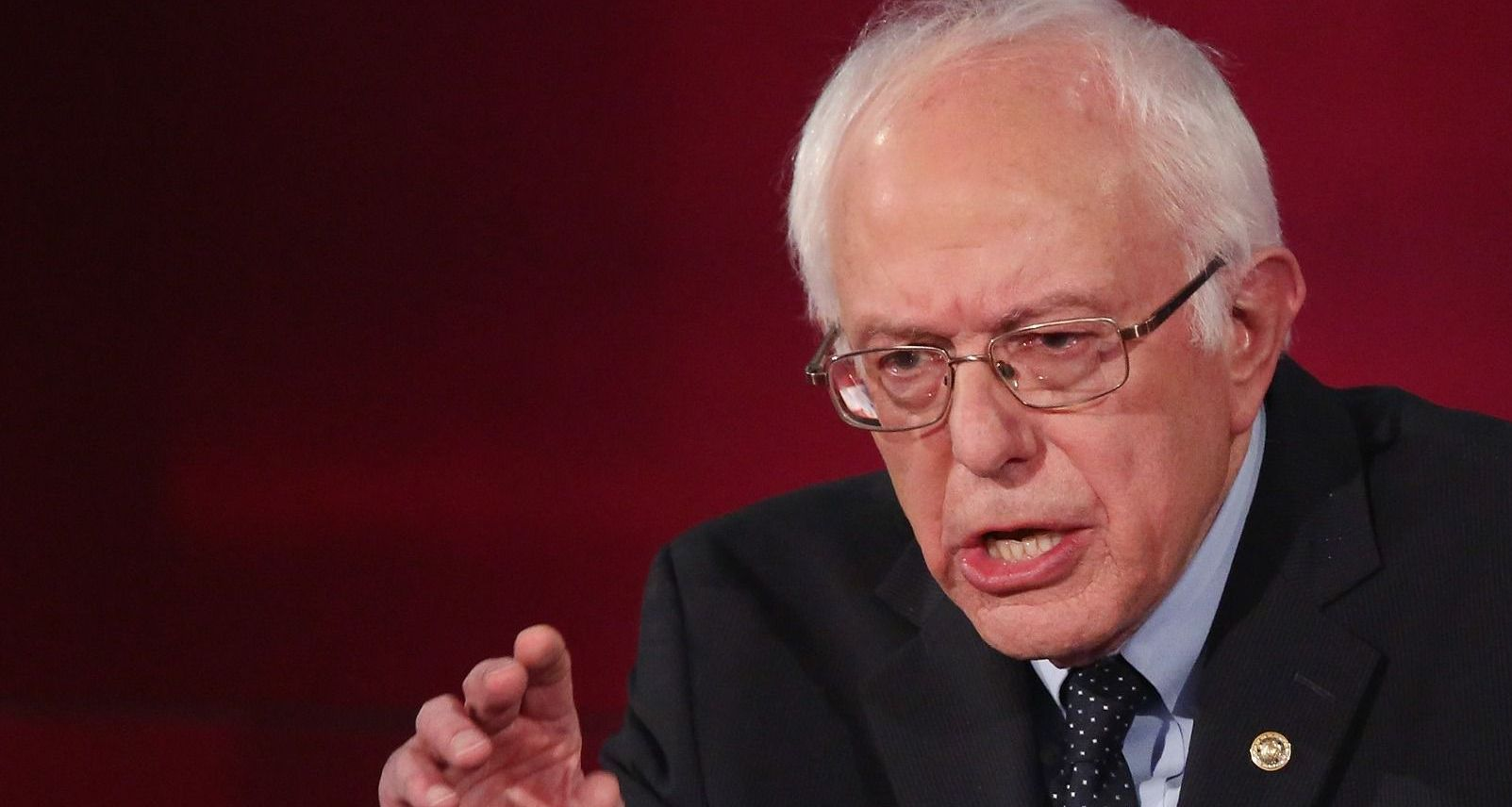 Identity politics? Bernie Sanders has some thoughts.