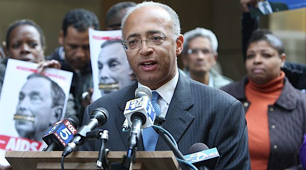 Out of the Race: Bill Thompson will concede the New York City mayoral race to opponent Bill de Blasio.