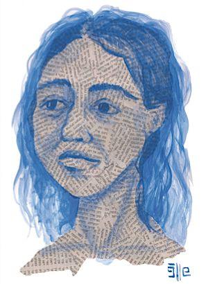 Shifra Whiteman, ?Gedrukte Shtumkayt? (?Printed Silence?), 2011.