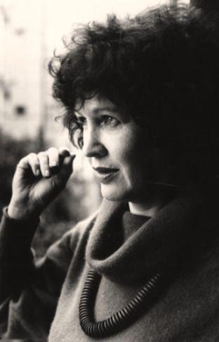 Israeli poet Dahlia Ravikovitch
