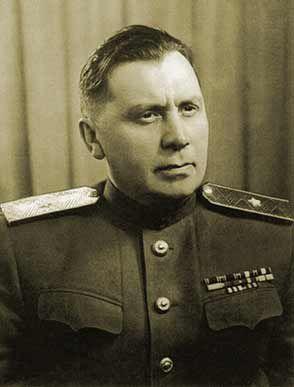 Soviet agent Leonid Aleksandrovich Eitingon