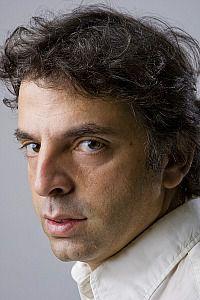 Israeli author Etgar Keret.