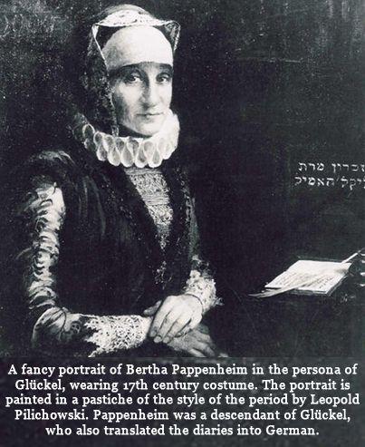 gluckel and her faith essay