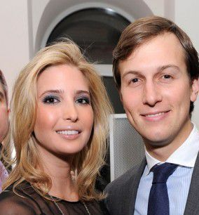 Ivanka Trump and Jared Kushner, two real-life Jews who recently appeared on ?Gossip Girl.?