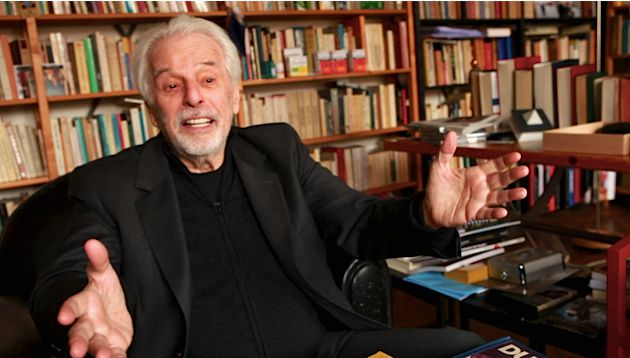 Looking Back: Jodorowsky's parents were Jewish immigrants from Ukraine.
