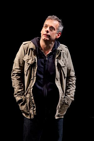 Joe Mantello as Ned Weeks in Larry Kramer?s ?The Normal Heart.?