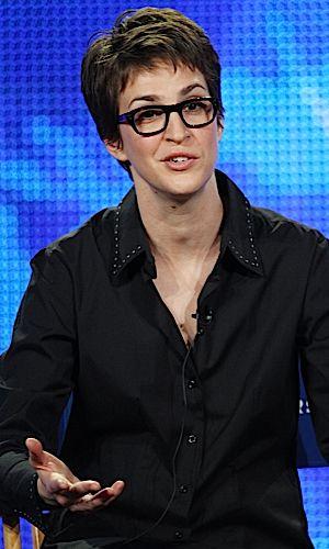 MSNBC?s Rachel Maddow