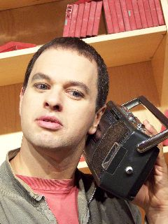 Roy Horovitz as Yotam in ?My First Sony.?