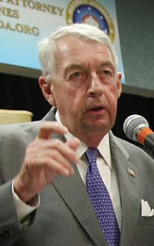 Brooklyn District Attorney Charles Hynes