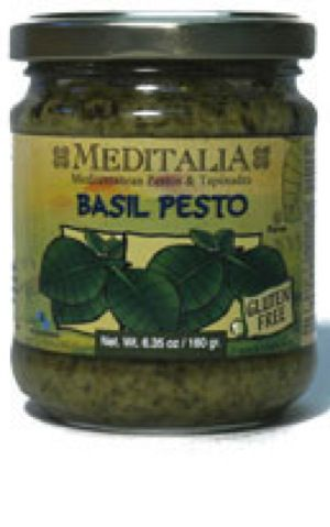 Is this pesto really the enemy?