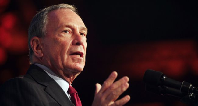 Jewish Nobel Winner: Mayor Bloomberg is the recipient of the first Genesis Prize.