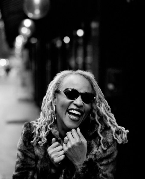Cassandra Wilson (Jimmy Katz, 2003) Courtesy Jimmy Katz.