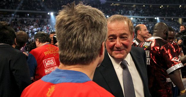 Top Promoter: Bob Arum, 78, one of American boxing?s biggest promoters, at a fight in Dallas this March.