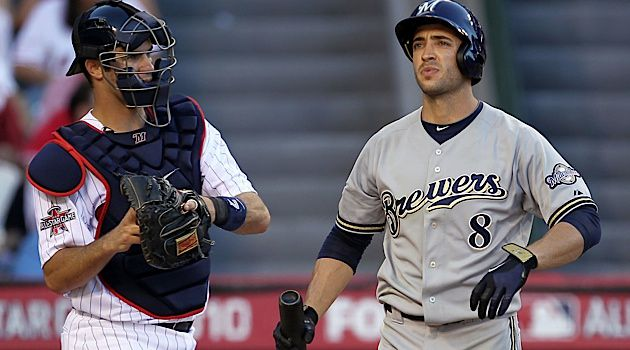 Benched? Ryan Braun may be suspended for 100 games if allegations of his use of performance enhancing drugs are proven.