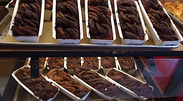 Breads Bakery Chocolate Babka