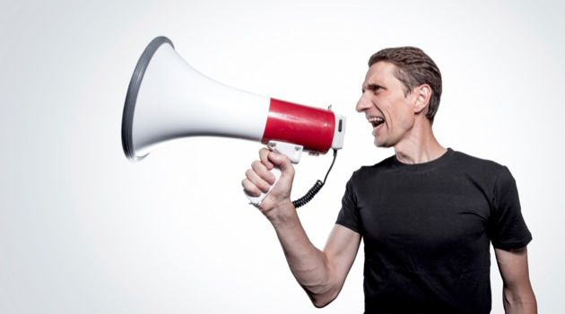 Can You Hear Us? Some organizations rely too heavily on self-promotion.