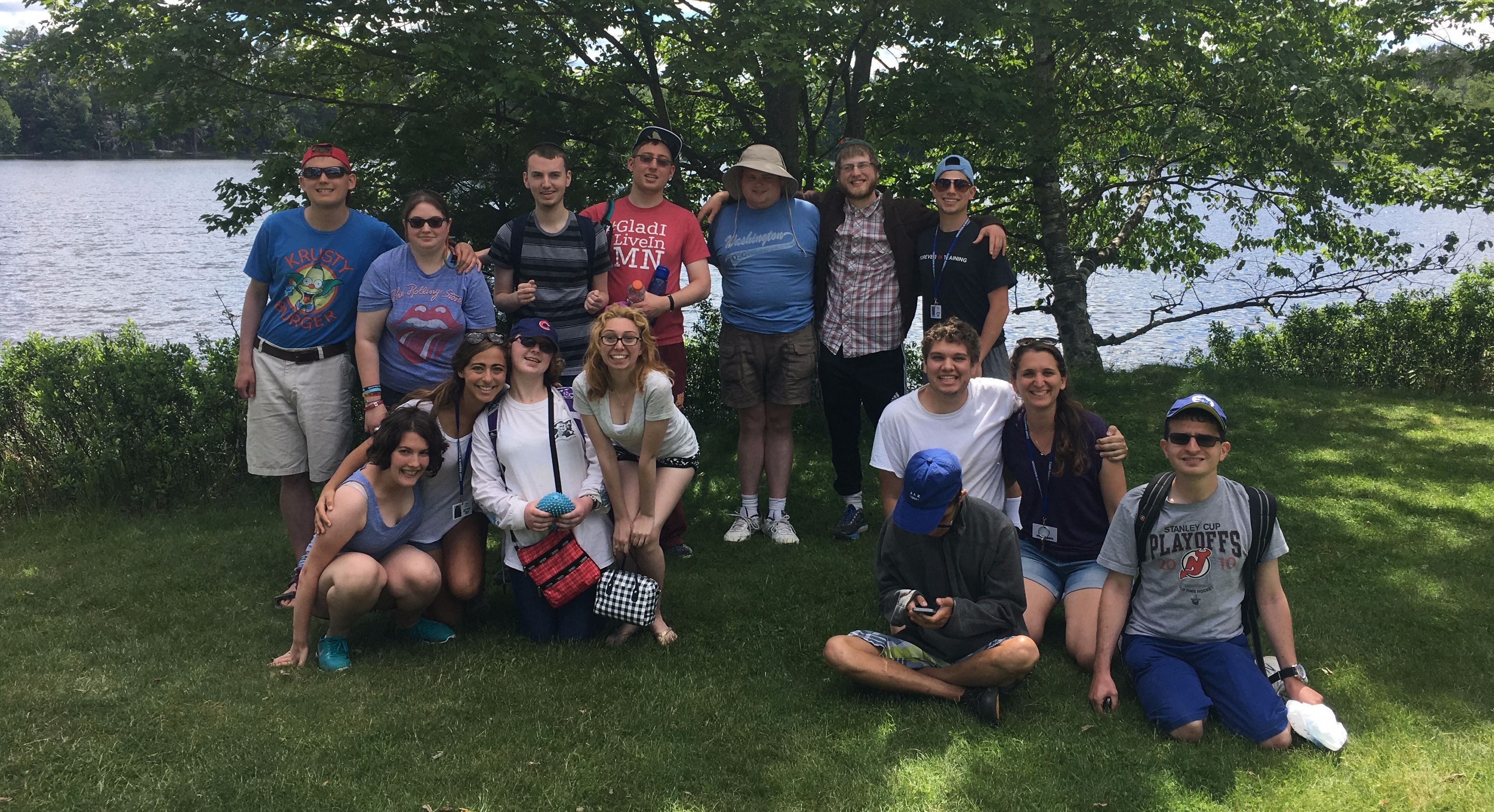 Camp Ramah in Wisconsin's Atzmayim program builds on its Tikvah program for campers and young adults with special needs.