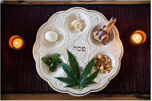The Official Le'Or Cannabis Passover Seder Haggadah - 2016 edition
