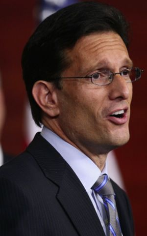 Eric Cantor: A Yes Vote
