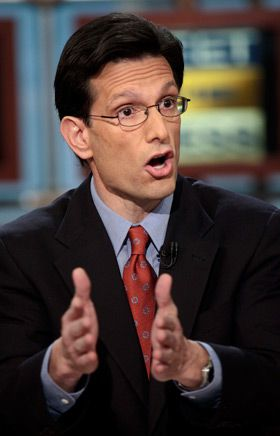 No Earmarks: Cantor was among the first Republicans to call for lawmakers to stop directing funds to their own districts.