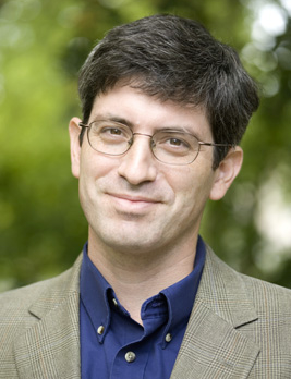 Carl Zimmer, science reporter and human genome guinea pig.
