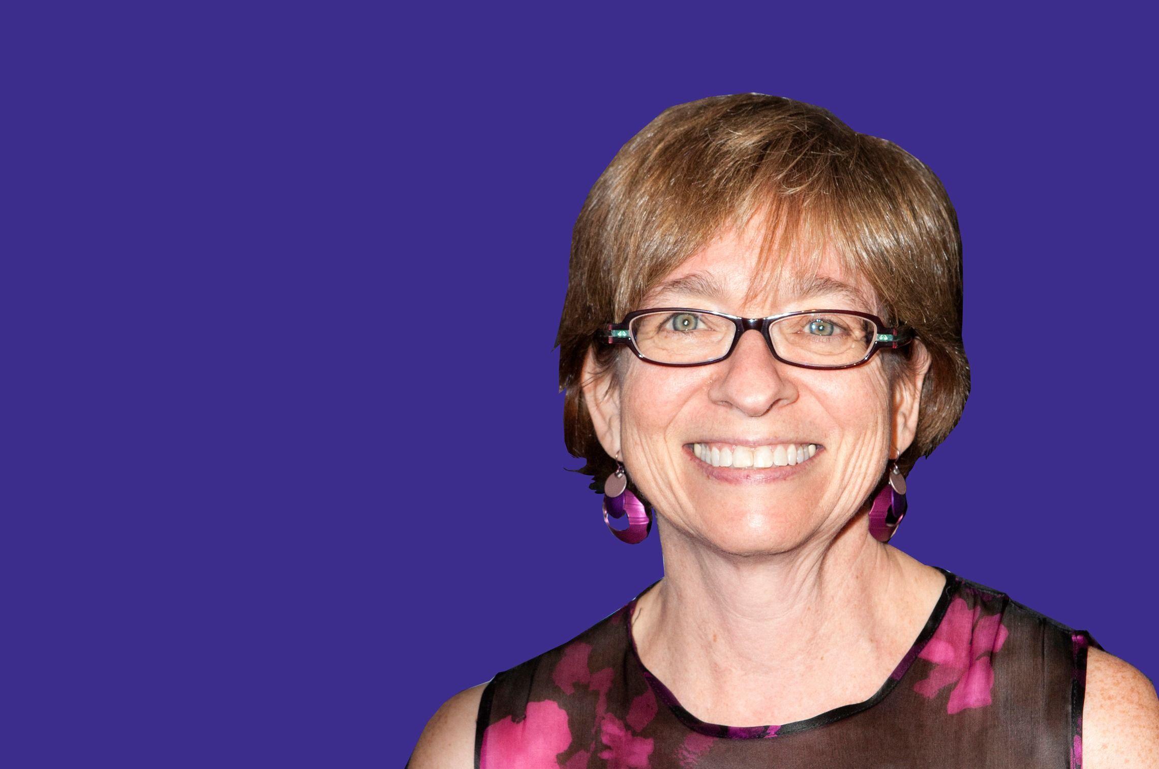 Lesbian rabbi female board member