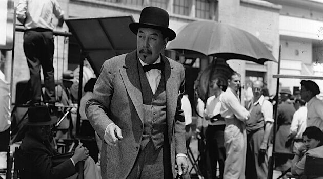 Number One Sleuth: The phrase 'Piff, Paff, Poof' was uttered in a 1937 film by Charlie Chan (played here by Warner Oland).