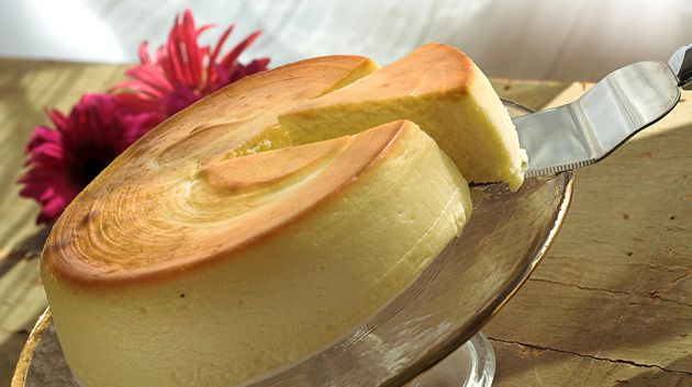 A Slice: How cheesecake became a holiday tradition.