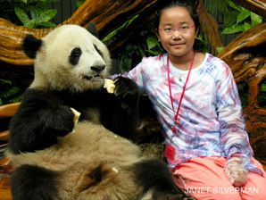 In 2005, Annie Silverman traveled back to China with her adoptive Jewish mother, Janet.