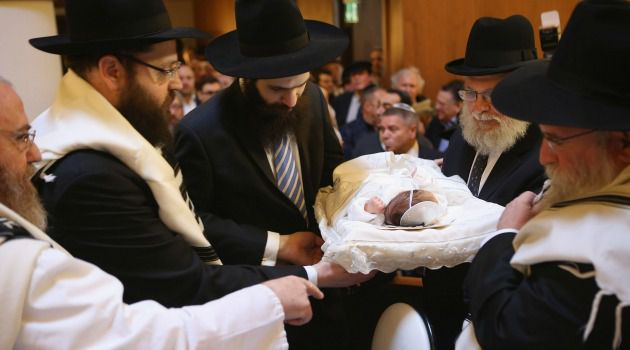 Babies Have Gotten Herpes From Circumcision Since City Eased Health Rules