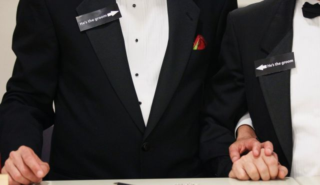 No Vote: The vote on a bill that would allow same sex marriages in Israel has been delayed.
