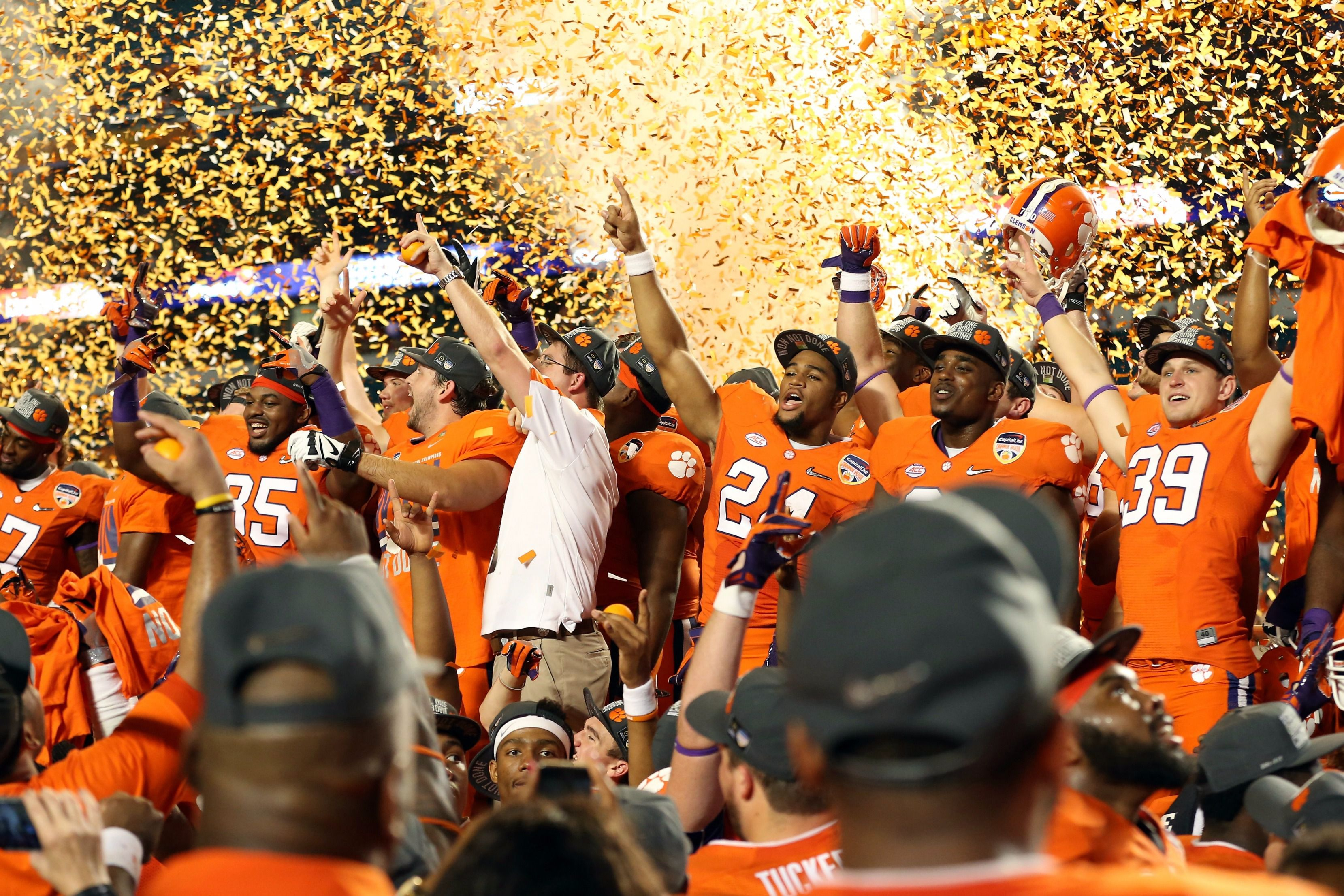 The Clemson Tigers