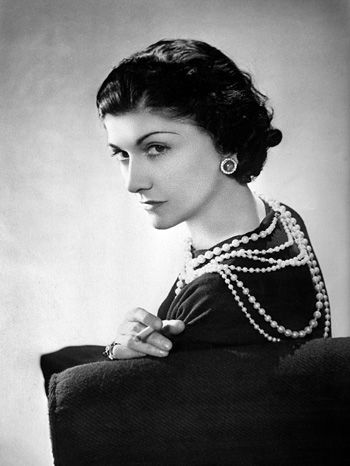 Coco: Chanel was shrewd and became involved with powerful men who helped her economically, socially, politically, or just to stay alive, according to art historian Marlene Strauss.