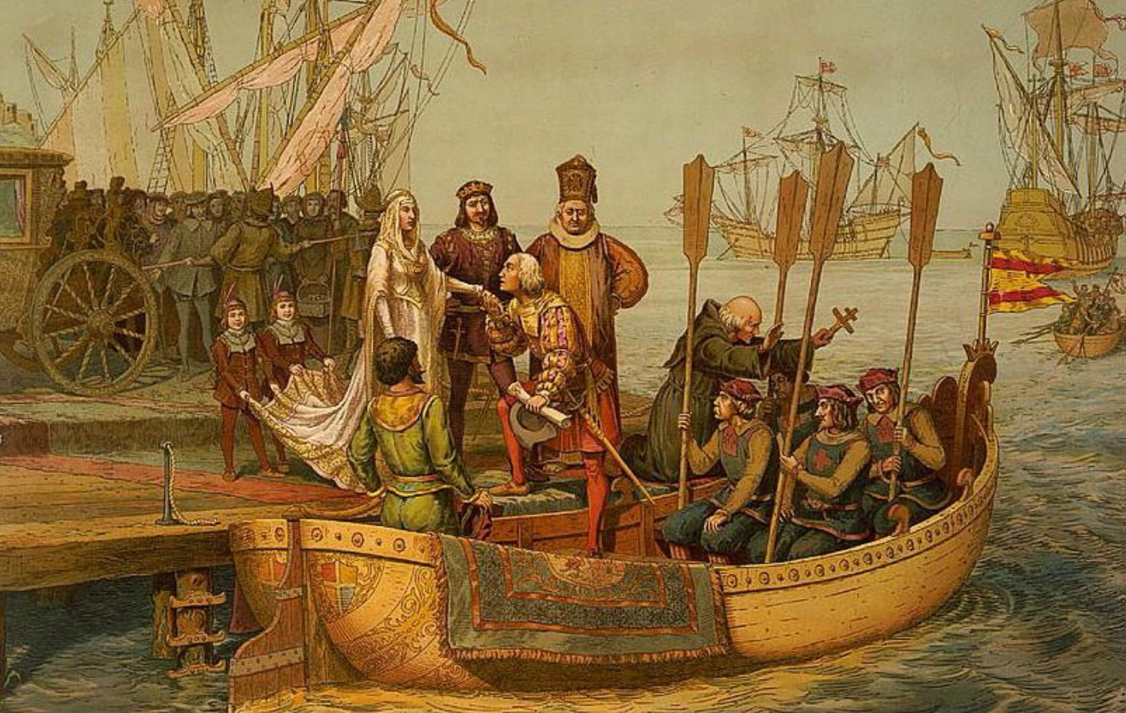 This Day in 1492, Spanish Jews Were Expelled — and Columbus Set Sail