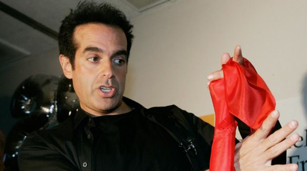 Magic Man: Born David Seth Kotkin in Metuchen, N.J., David Copperfield is now known as the wealthiest magician of all time.
